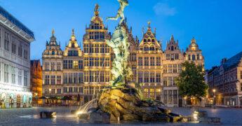 Weekendje weg Antwerpen
