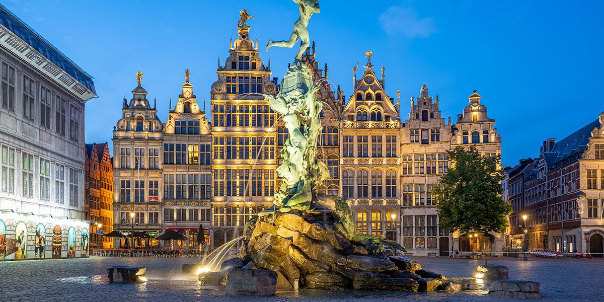 Antwerpen Stad Plein