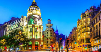 Weekendje weg Madrid
