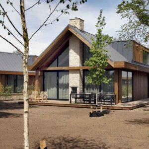 Luxe villa op gloednieuw vakantiepark in Oosterhout