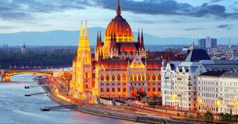 Weekendje Weg Hongarije