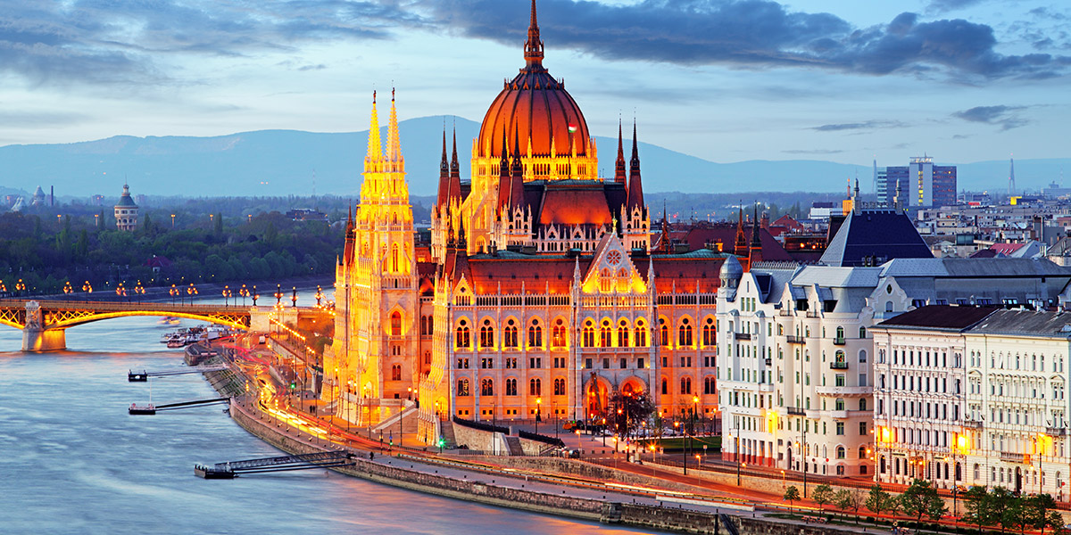 Parlementsgebouw van Hongarije