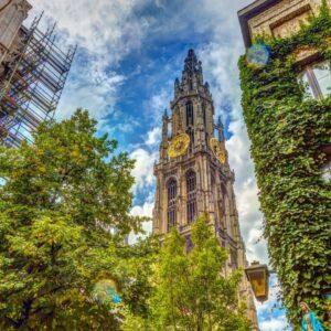 Prachtig hotel in hartje Antwerpen incl. ontbijt