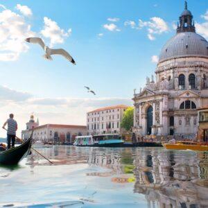Stedentrip naar het romantische Venetië incl. ontbijt en vlucht