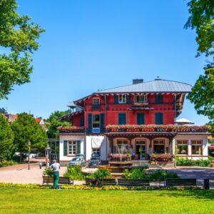Verblijf in een 4*-hotel in Königstein im Taunus nabij Frankfurt incl. ontbijt en 1x diner