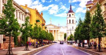 Weekendje weg Litouwen