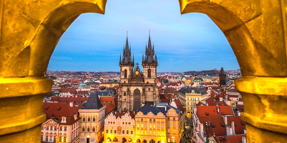 Weekendje weg Tsjechië