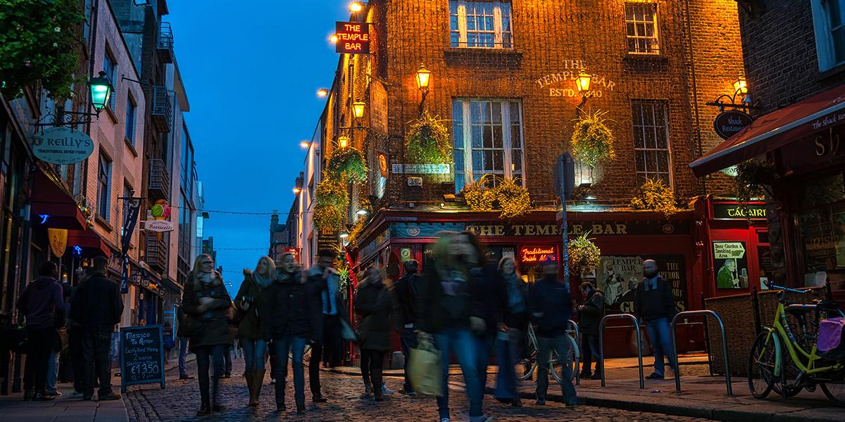 Pubs in Ierland dublin