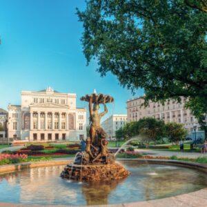 4*-hotel in het oude centrum van Riga incl. vlucht en ontbijt