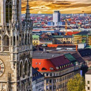 4*-hotel in het historische München incl. ontbijt en vlucht