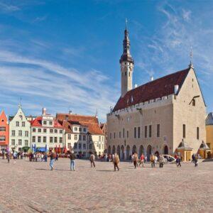 4*-hotel in het stadscentrum van Tallinn incl. vlucht en ontbijt