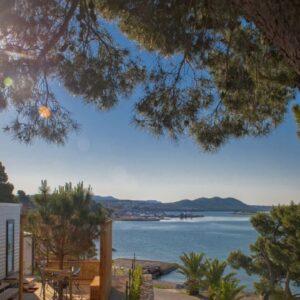 4*-Camping aan de Adriatische Zee in Zadar