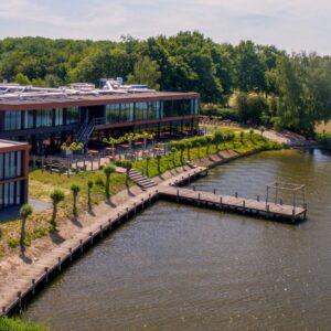4*-hotel aan het Veluwemeer nabij Amersfoort incl. ontbijt en optioneel 2-gangendiner