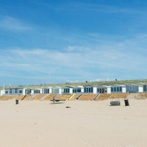 4*-hotel aan het strand van Zandvoort incl. ontbijt en 3-gangendiner
