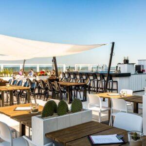 4*-hotel direct aan het strand van Kijkduin in Den Haag incl. diner