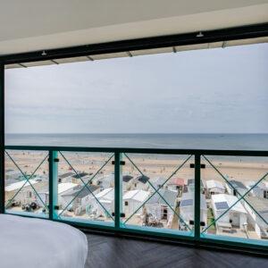 4*-hotel direct aan het strand van Zandvoort incl. ontbijt