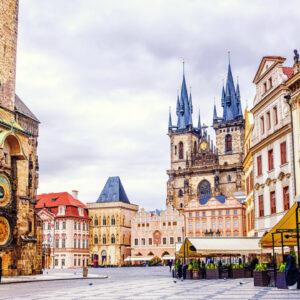 4*-hotel in Praag incl. vlucht en ontbijt