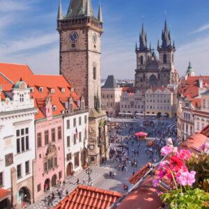 4*-hotel in de historische stad Praag incl. vlucht en ontbijt