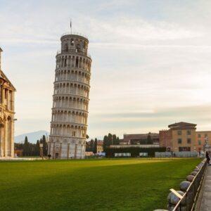 4*-hotel in het centrum van Pisa incl. vlucht en ontbijt