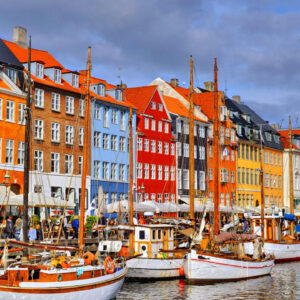 4*-stedentrip naar Kopenhagen incl. ontbijt