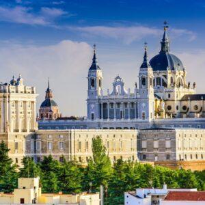 Stedentrip naar Madrid incl. retourvlucht