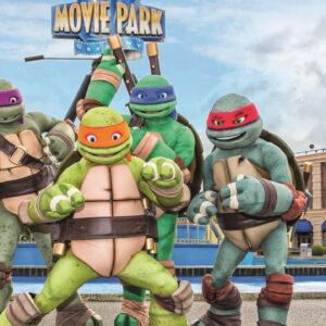 2 dagen Movie Park Germany incl. overnachting in Essen