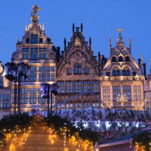 Kerstshoppen in Antwerpen en verblijf in een stijlvol 4*-hotel incl. ontbijt